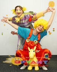 праздники в детском центре