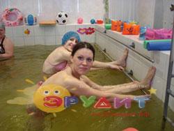 занятия аквааэробикой для беременных